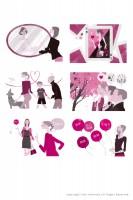 ナツメ社『YOGAライフ』 本中面カット2C 吉岡ゆうこ(2012.4)