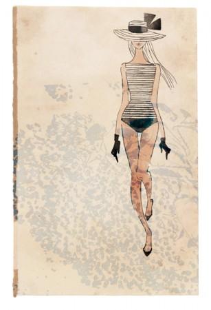 オリジナルイラストレーション 2015年 吉岡ゆうこイラスト(2013.1)