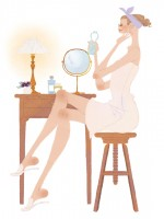 フリーマガジン escala エスカーラ 美容 スキンケア リラックス ビューティー 女性 人物 インテリア アロマテラピー 吉岡ゆうこ